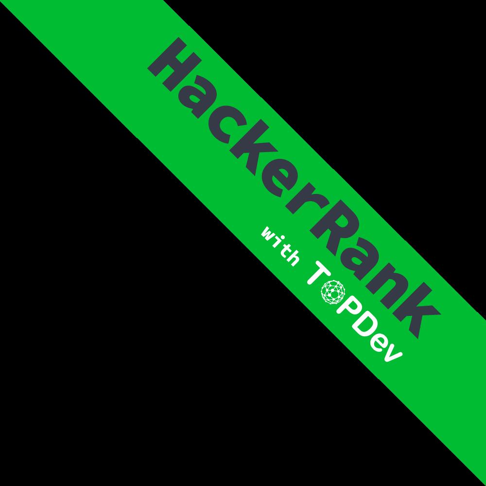 Vị trí ưu tiên ứng viên hoàn thành HackerRank Test sau khi ứng tuyển