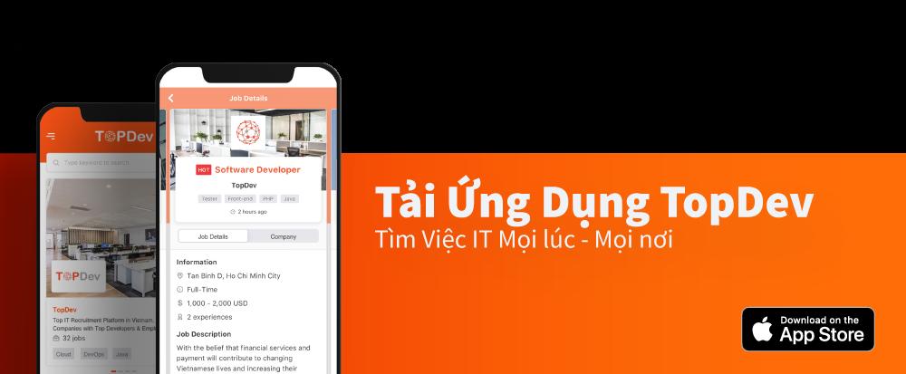 Banner promote app ios 2021